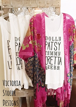 Dolly Patsy Tammy Loretta Reba Plus Tank