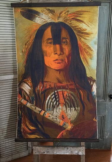 Indian Chief Wall Art